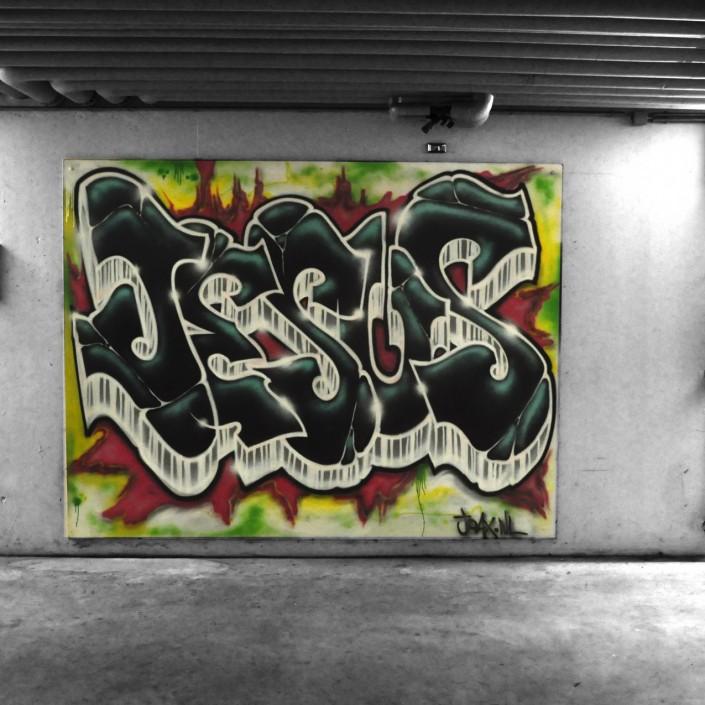 Jesus-Graffiti-KSI-BadHonef