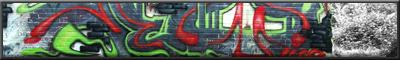 Jezus leeft! - graffiti hoogerheide